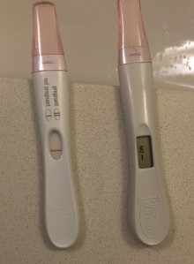 Negative Pregnancy Tests