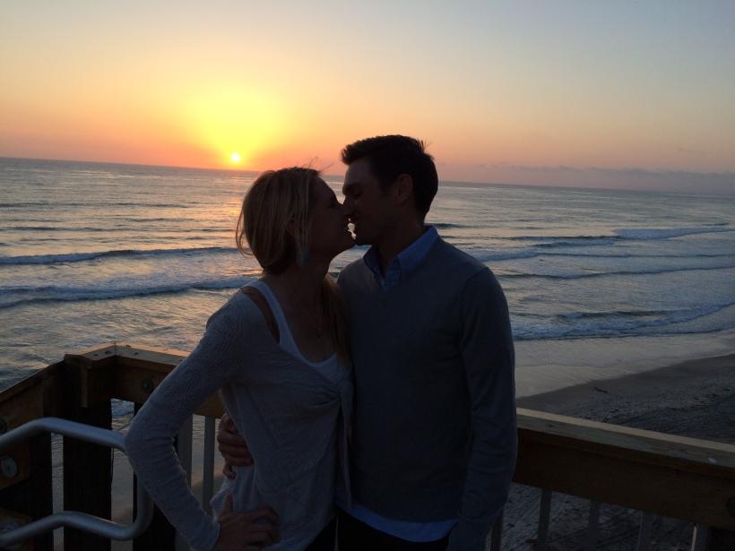Sunset Kiss2