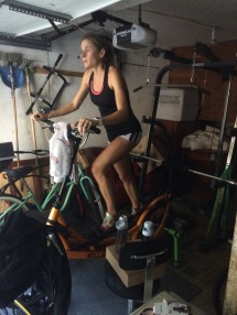Sarah ElliptiGO Workout
